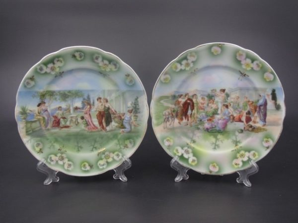 Тарелки Гарднер до 1917 года