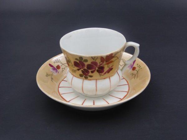 Чайная пара Кузнецов Тверь до 1917 года