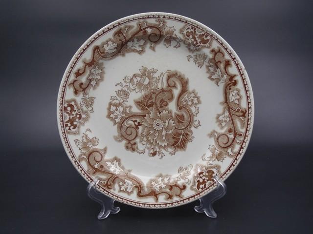 Тарелка Храпунов-Новаго до 1917 года