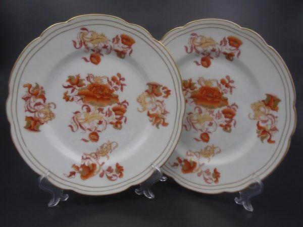 Тарелки Корниловы до 1917 года