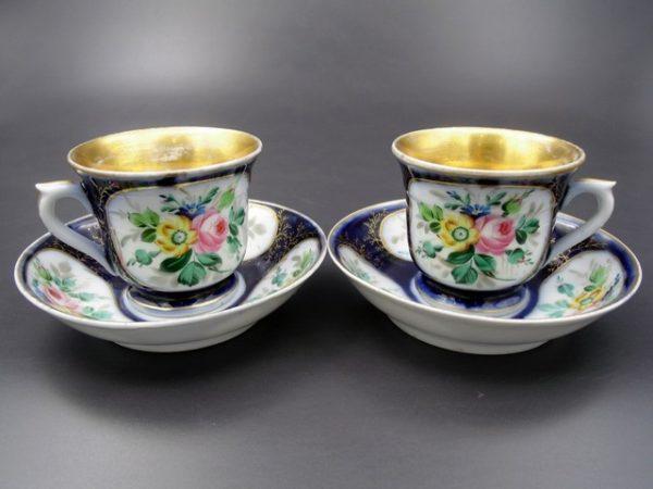 Чайные пары Корниловы до 1917 г.