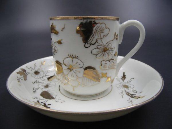 Чайная пара Барминых до 1895