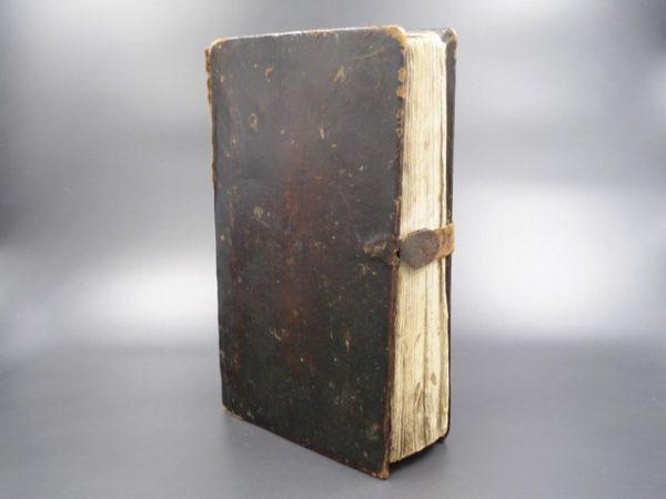 Антикварная книга Минея декабрь 1793 год