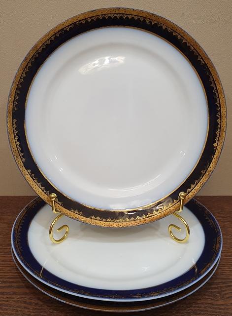 Тарелки с маркой Кузнецова до 1917 года