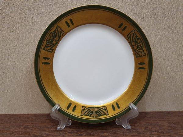Набор из 5 тарелок Кузнецова до 1917 года