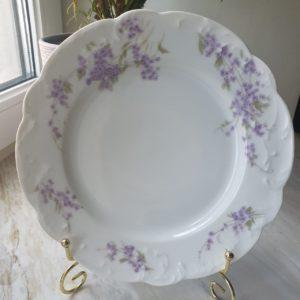 Антикварная тарелка Franz Sturtz Odessa 19 - 20 в