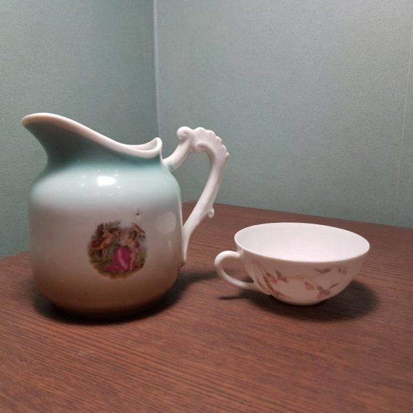 Чайные пары М.С. Кузнецова до 1917 года